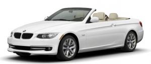 BMW Coupe White