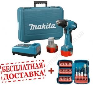 Акк. дрель-шуруповерт Makita 6261DWPE