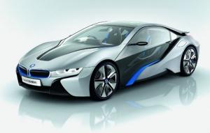 BMW 3 series Concept