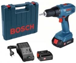 Акк. шуруповерт Bosch GSR 1800-LI