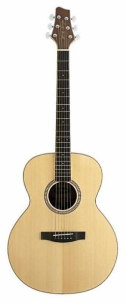Гитара акустическая (мини джамбо) Stagg NA30MJ