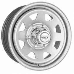 Диск: Dotz Dakar 8x15/6x139.7 ET-110