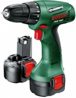 Аккумуляторный дрель-шуруповерт Bosch PSR 960